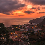 Sunrise in Agulo thumbnail