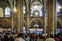 Mumbai - Bombay -Chhatrapati Shivaji Terminus-7