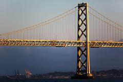 These Days (Thomas Hawk) Tags: america bayarea baybridge california sfbayarea sanfrancisco sanfranciscobayarea treasureisland usa unitedstates unitedstatesofamerica architecture bridge us fav10 fav25 fav50