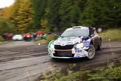 Jaromír Tomaštík - Robo Baran (Martin Hlinka Photography) Tags: rally show orava 2017 sport motorsport slovakia slovensko canon eos 60d jaromír tomaštík robo baran škoda fabia r5 1018mm f4556