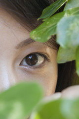Eye (Chris-Creations) Tags: 20040709112p mei portrait people pretty chinese asian woman lady model modeling petite sexy girl feminine femme fille attractive sweet cute beauty lovely amateur wife gorgeous beautiful glamour mujer niña esposa женщина 女孩 女人 性感 妻子 abigfave