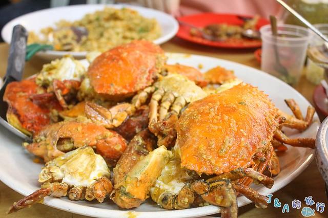 【馬來西亞/八打靈再也美食】新旺來海鮮飯店 Restoran New Wong Poh-必點麥片蝦,酥脆鹹香讓人吮指回味! @J&A的旅行
