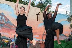 "Mulembas d'Africa Dance at Diversity Fest 2017 (Tim Dennell) Tags: mulembasdafrica dance sheffield african africa diversity arts ""performingarts"" music poetry books authors poets singers dancers people lgbt cultures multicultural ""hagglerscorner"" queens road october 2017"