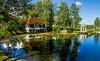 former boat house at palmse manor, estonia 2