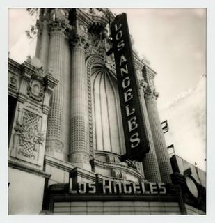 Los Angeles Theatre Neon
