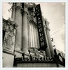 Los Angeles Theatre Neon (tobysx70) Tags: the impossible project tip polaroid amigo bw blackandwhite film for 600 type cameras instant impossaroid los angeles theatre broadway dtla downtown la california ca 1931 movie theater cinema neon sign facade marquee graffiti tag route rt rte 66 toby hancock photography