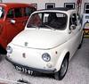Fiat 500 (Vriendelijkheid kost geen geld) Tags: automobiel museum schagen