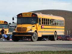 Tri County Area Schools (Nedlit983) Tags: school bus ic ce