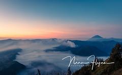 Peaceful Morning (ninaflynnphotography) Tags: sukapura jawatimur indonesia bromo mount nature landscape sunrise wakeup beautiful scenic panorama sun