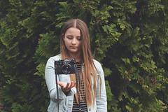 DOMINIKA (justyna.karkus) Tags: girl teen woman nature nikon 50mm sister love family motivation goodvibes editorial fun portrait beauty tree
