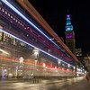 Daniels and Fisher Bldg - 16th Street Mall (Native5280) Tags: longexposure citylights milehighcity lighttrails 16thstmall denver colorado 5280 nightexposure canon 70d tokinaatx1120mmƒ28prodx sirui breakthroughphotography