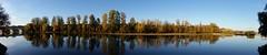 La Loire en automne... (jérémy_lic3) Tags: tours loire river mirror reflection reflect landscape paysage beautiful scenery automne autumn fall sky water park tree arbre lake wood serene forest