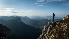 In-between (Frédéric Pactat) Tags: nikon d750 afs ed fx d 750 20 mm f 18 f18 nikkor 20mm f18g mountains montagne annecy parmelan haute savoie hautesavoie rock rocher falaise cliff