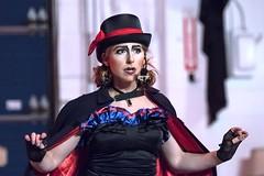 Caravane-Coop - 28 octobre 2017 (eburriel) Tags: cabaret circus d500 nikon art circo cirque quebec canada show fun halloween