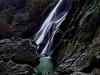 Waterfall Ireland (jim2302) Tags: 17mm olympus 18 ireland waterfall longexposure 40mp sensorshift f8 tripod water rocks autumn colors colour orange