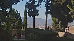 20171029_161229_HDR (uweschami) Tags: spanien espania malaga urlaub stadt alcazaba gibralfaro santaiglesia museopicasso plaza hafen mittelmeer