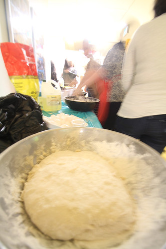 Challah Bake - Shabbos Project 2017