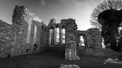 Inch Abbey, Downpatrick. Northern Ireland. (jtatodd) Tags: 06neutraldensitysoftgrad amateur anglonorman architecture bw blackandwhite contrast countydown digital disrepair downpatrick fullframe gameofthrones gothic greyscale heritage ilce7 inchabbey ireland lee leefilters leelandscapepolariser landscape mirrorlesscamera monastic monochrome moody nature neutraldensity northernireland october photography religion ruins sel1635z scenic shadow sony sony1635mmf4variotessartfezaoss sonya7 stpatricktrail stone wideangle zeiss unitedkingdom gb