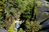 Lava Falls trail (alex1derr) Tags: lavacanyon lavafalls mtsthelens washington basalt river water waterfall