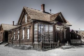 J.S. Cain Residence