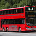VA3984 Volvo B9TL Wright Eclipse Gemini 2  KMB Heartbeat of the City livery