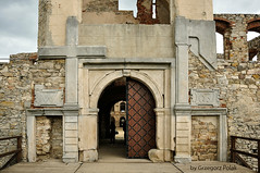 Zamek Krzyżtopór/The Cross-Axe Castle (Grzesiek.) Tags: zamek krzyżtopór castle poland polishcastle ruiny ruin