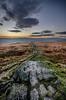(Glen Parry Photography) Tags: landscape clouds d7000 moor moorland nikon sigma sigma1020mm sky todmorden walsden gaddingsdam gaddings steps path moors sunset twilight