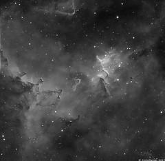 Melotte 15 (alastair.woodward) Tags: ic1805 melotte 15 mono ha hydrogen alpha astronomy astrophotography stars sky night skywatcher 130pds telescope asi1600mmc cmos baader filter 7nm astrometrydotnet:id=nova2298295 astrometrydotnet:status=solved