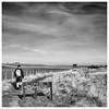 Starting out, Kingsbarns (wwshack) Tags: fife fifecoastalpath firthofforth kingsbarns scotland longdistancefootpath path signpost walk walker walking