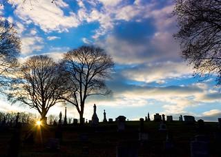 Old Saint Joseph's Cemetery, Waterbury CT