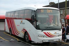 Bus Eireann VC312 (03D59504). (Fred Dean Jnr) Tags: buseireann june2005 limerick volvo b12b caetano enigma buseireannroute51 vc312 03d59504