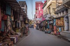 Rajasthan - Pushkar - Streets Shops-17