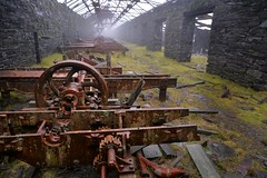 This is Australia (PentlandPirate of the North) Tags: australia level dinorwic slate quarry snowdonia gwynedd northwales cutting machines slabs cogs