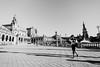 Sev 2017-116 (sandmilk) Tags: sevilla portrait blackandwhite blackwhite plaza espana