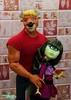 Iris&Manny (Honeysuckle Rauxys) Tags: 16 ooak monster high custom doll love rauxys