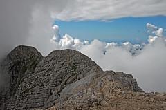 On Visoki Kanin (Vid Pogacnik) Tags: slovenia slovenija kanin julianalps hiking outdoors mountain landscape italy italia clouds