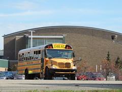 Allegan Area Schools (Nedlit983) Tags: school bus ic ce