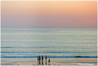Portugal - Praia de Sao Torpes (Alentejo Coast).
