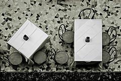 pausa pranzo ... (Rino Alessandrini) Tags: tavoli sedie ristorante pausa intervallo mosaico monocromo arredo dallalto ristoro tavolo vuoto table chairs restaurant break room mosaic monochrome furniture fromabove refreshment empty biancoenero blackandwhite