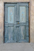 Blue Door (lorinleecary) Tags: harmony california blue lock hinges centralcoastcalifornia door
