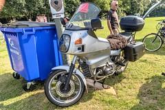 BMW R 80 RT (John Tif) Tags: 2017 bmwr80rt crystalpalace car motorbike motorspot