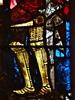 ca. 1360-1365 - 'Crucifixion, scenes from the Passion of Christ', Collégiale Saint-Florent, Niederhaslach, dép. Bas-Rhin, France (RO EL (Roel Renmans)) Tags: 1360 1365 window stained glass verrière glasgemälde fenster vitrail vitral glasinlood scenes niederhaslach bas rhin france german collégiale saint st florent florentius church kirche église iglesia armor armour 14th century christ vitraux jesus jeanbaptiste glasmalerei mail kettenhemd cotte de mailles hauberk studded gauntlet bascinet beckenhaube poleyn greave sabaton cuisses cuisse chausses coatofplates elsass alsace