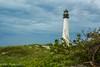 Cape Florida (Krugler) Tags: floridacapefloridalighthouseday landscape sea sky palm tree grass blue green sand historic architecture