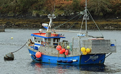 Fishing boat Sealgair (Dave Russell (1 million views thanks)) Tags: dunvegan isle island skye west western scotland boat ship vessel vehicle transport work workboat trawler fish fishing water port harbor mooring moored outdoor canon dealgair sealgair loch sea ocean marine maritime inner hebrides