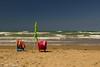 Con il vento ombrelloni chiusi.. (paolotrapella) Tags: mare beach spiaggia acqua water ombrellone