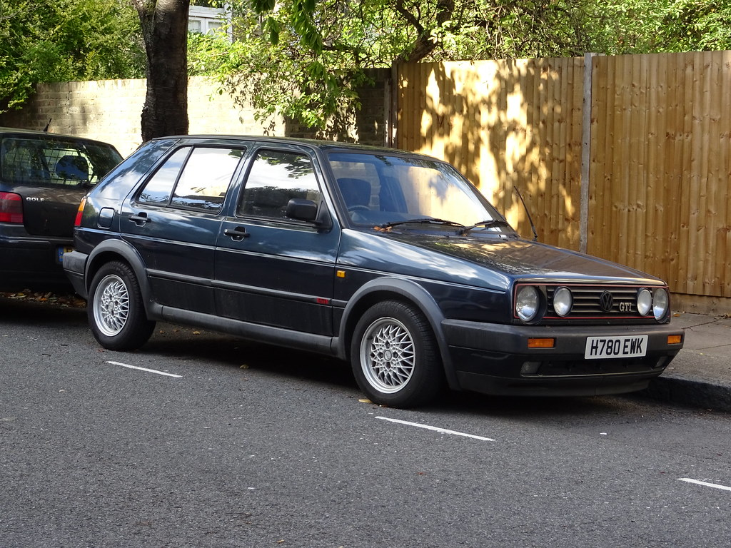 The Worlds Best Photos Of 1990 And Gti Flickr Hive Mind Volkswagen Golf Neils Classics Tags Vehicle Vw