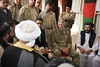 Black Hawk ceremony 10/08/17 (Train, Advise Assist Command - South) Tags: 2017 afcent advise afghanistan airforce airforcecentralcommand airman blackhawk caoc forwardoperatingbaseoqab kandahar media nato presidentofafghanistan publicaffairs resolutesupport taacair usairforce uh60a uh60arrivalceremony assist ceremony deployment ribboncutting train kabul