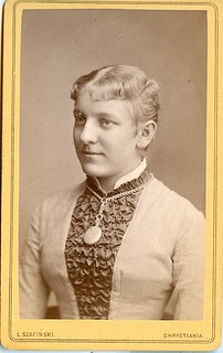 Woman from Norway