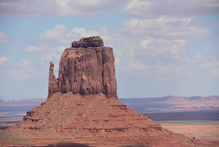 Monument Valley Navajo Tribal Park, Arizona, US August 2017 739