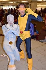 DSC_0785 (Randsom) Tags: newyorkcomiccon 2017 october7 nycc comic convention costume nyc javitscenter marvel superhero marveluniverse xmen hero mutant cyclops iceman spandex